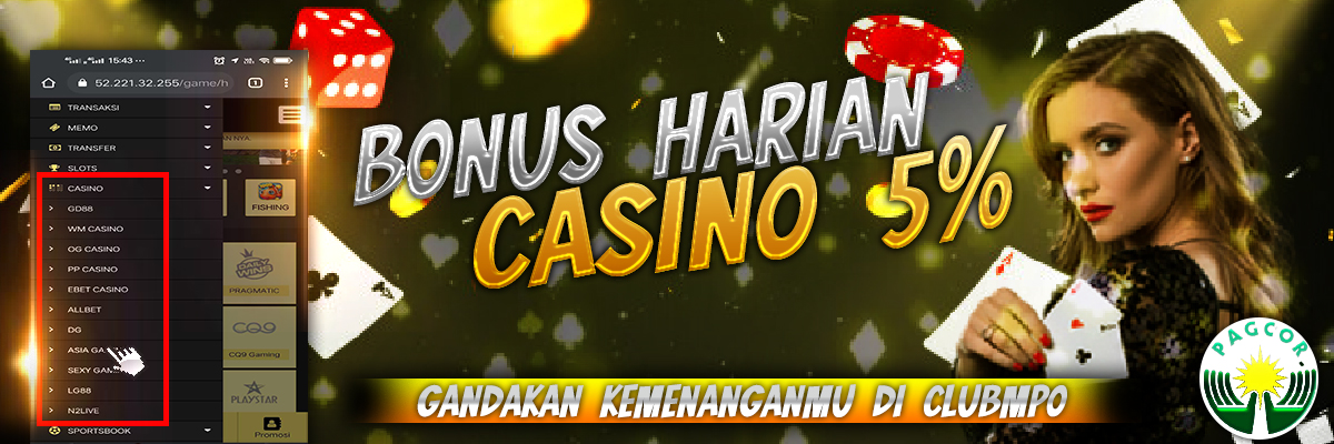 GAME BACCARAT CLUBMPO
