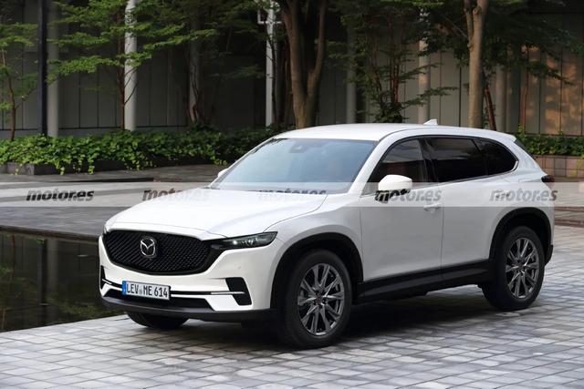 2022 - [Mazda] CX-50 - Page 3 AA49665-B-986-F-469-A-AAB2-5-DCA31-DAE039