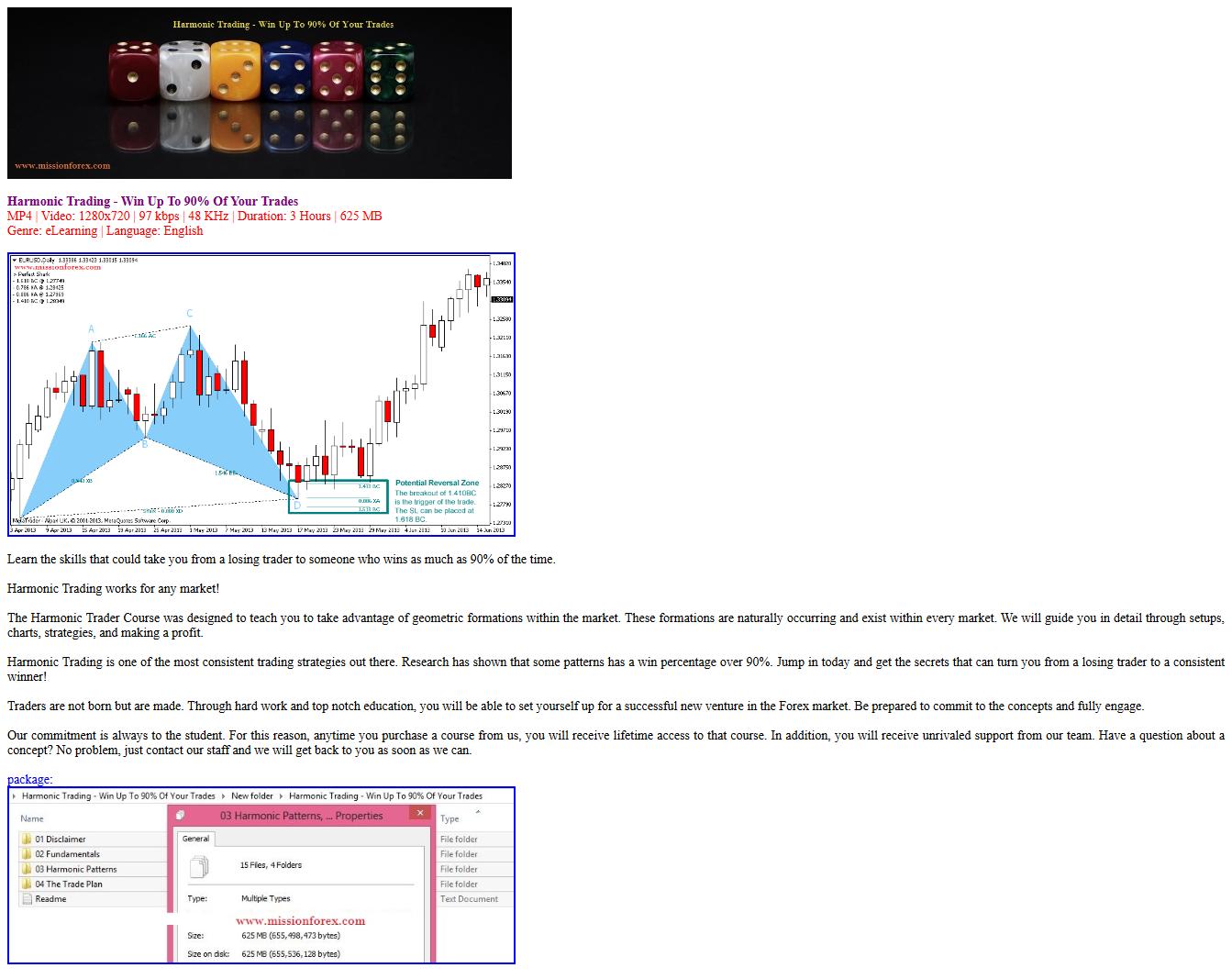 Forex indicator MT4 123 pattern v1 (SEE 2 MORE Unbelievable BONUS INSIDE!!)