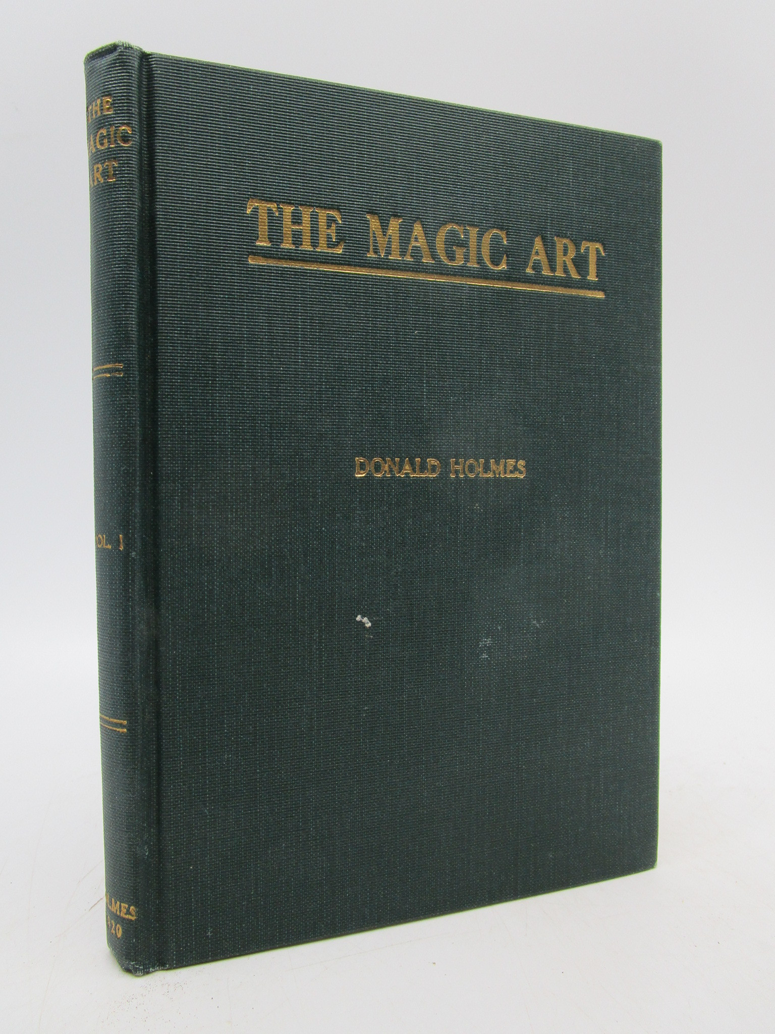 Image for The Magic Art being Volume 1 of the Magic Art Series