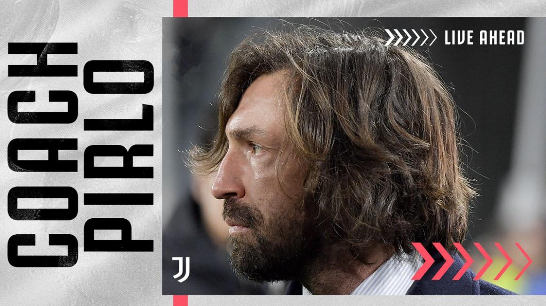 Andrea Pirlo è il nuovo allenatore della Juventus Under 23.