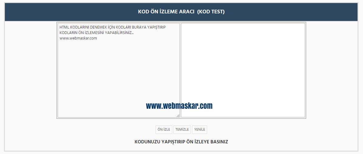 [Resim: Webmaskar-Kod-nizle.png]