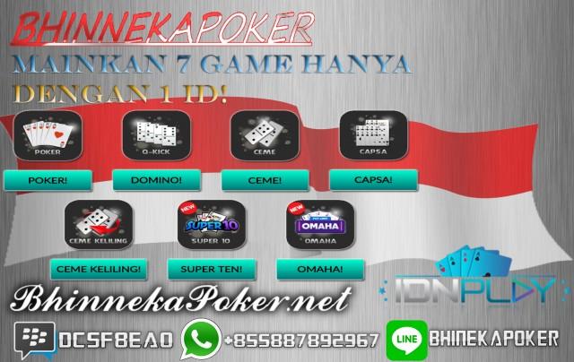 BhinnekaPoker.com | Agen Poker Online Terbaik dan Terpercaya - Page 4 Test