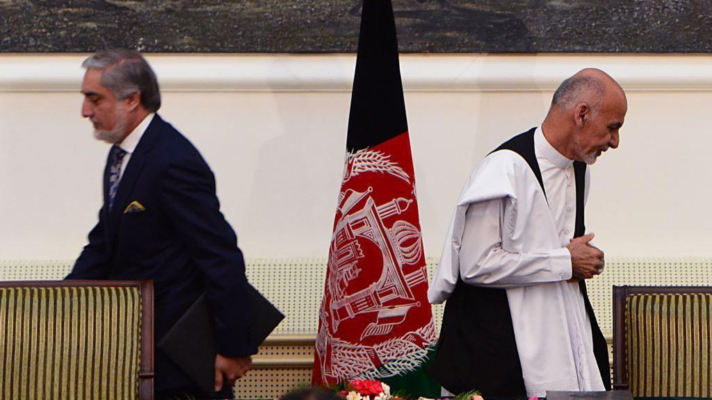 نگاهی به اختلافات داخلی در دورۀ رئیس جمهور غنی