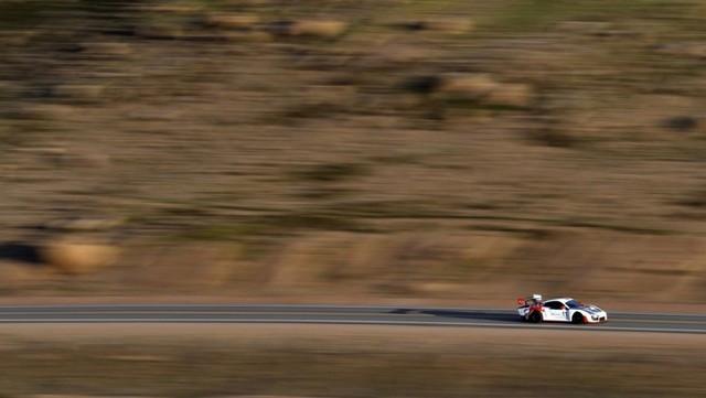 Jeff Zwart et la Porsche 935 se préparent pour l'ascension internationale de Pikes Peak Thumbnail-200809rb-688