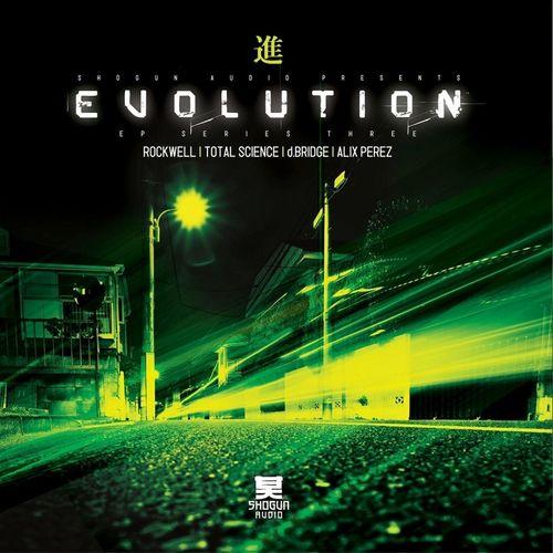 VA - Evolution EP Series Three 2012