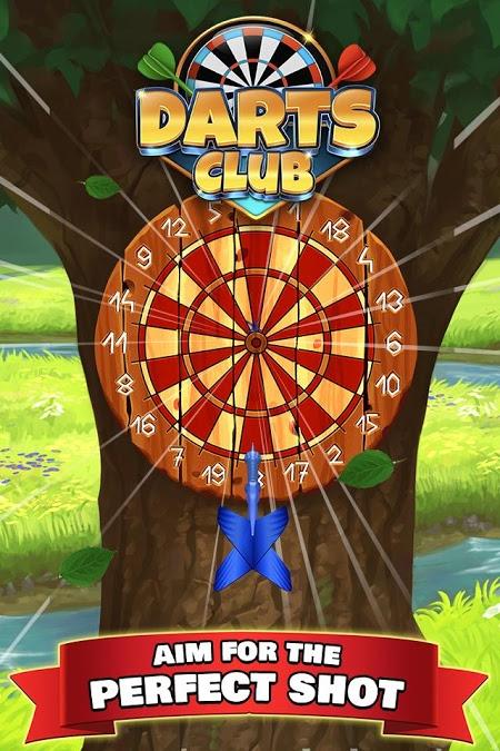 Darts Club (MOD, Unlimited Coins/Gems)