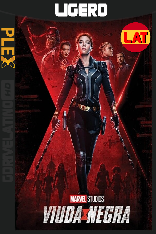 Black Widow (2021) LIGERO 720p-1080p Latino-Inglés MKV
