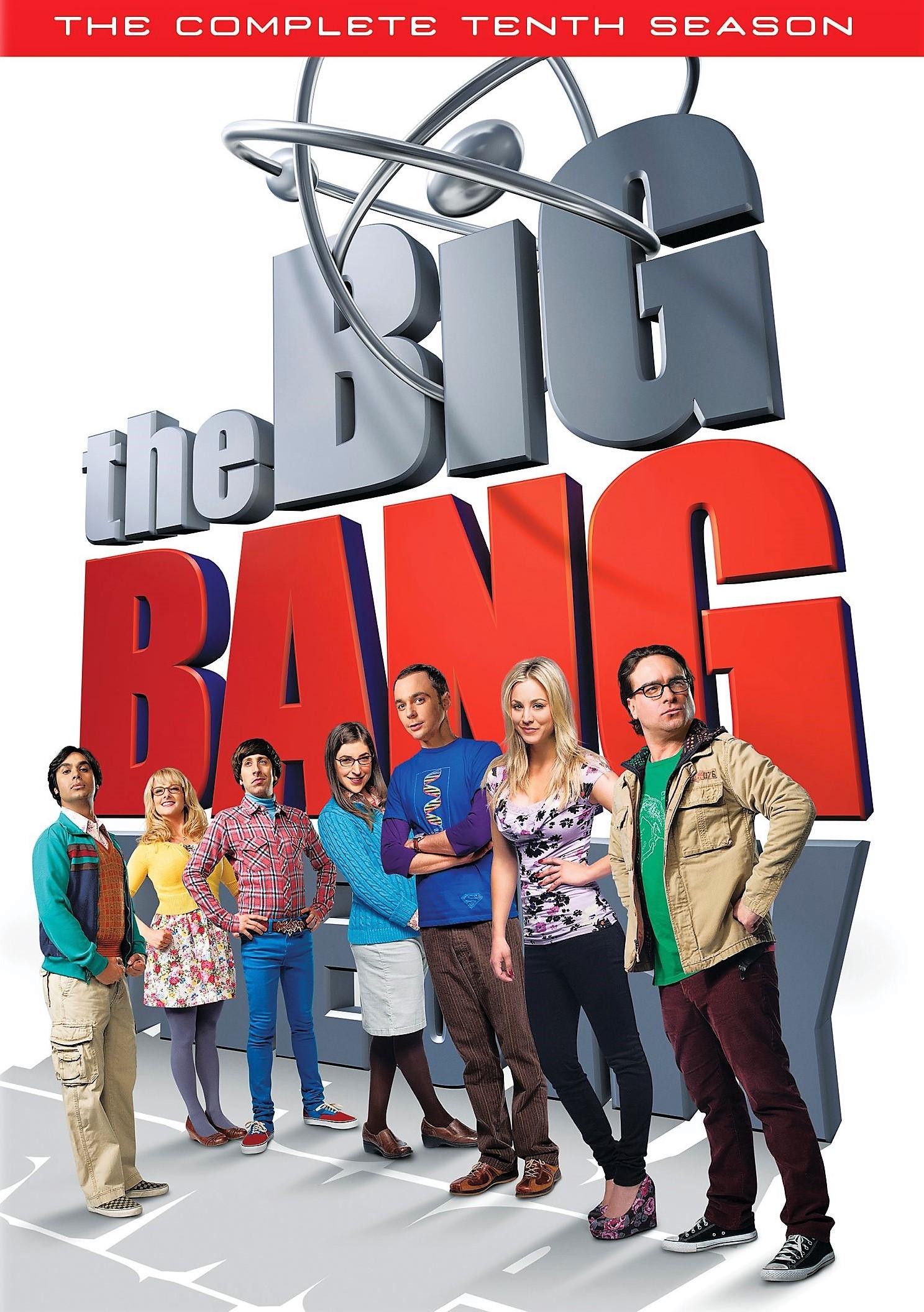 The Big Bang Theory S10 + Extras x265 10Bits 1080p