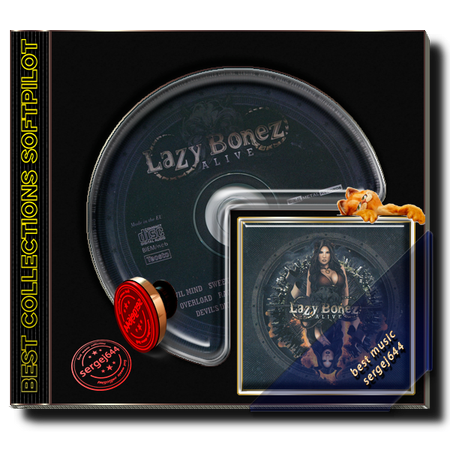 Lazy Bonez - Alive - 2015 [MP3, tracks, 320 kbps]