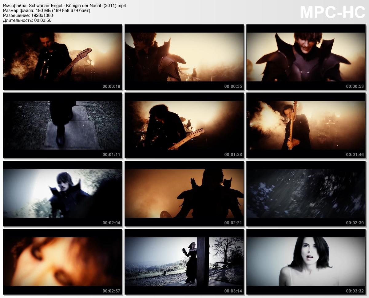 Schwarzer Engel - Königin der Nacht  (2011)