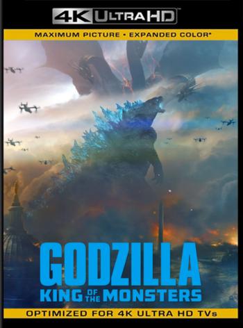 Godzilla II: El rey de los monstruos (2019) BDRip [2160p 4K] Latino [GoogleDrive] [zgnrips]