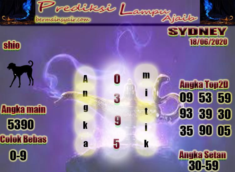 PREDIKSI-LAMPU-AJAIB-SDY