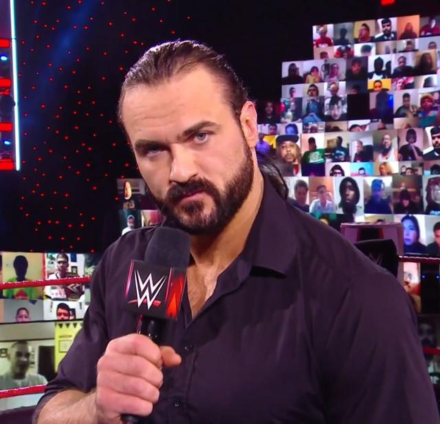 Drew McIntyre sin Campeonato de WWE