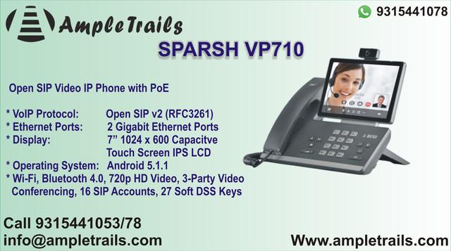 SPARSH-VP710