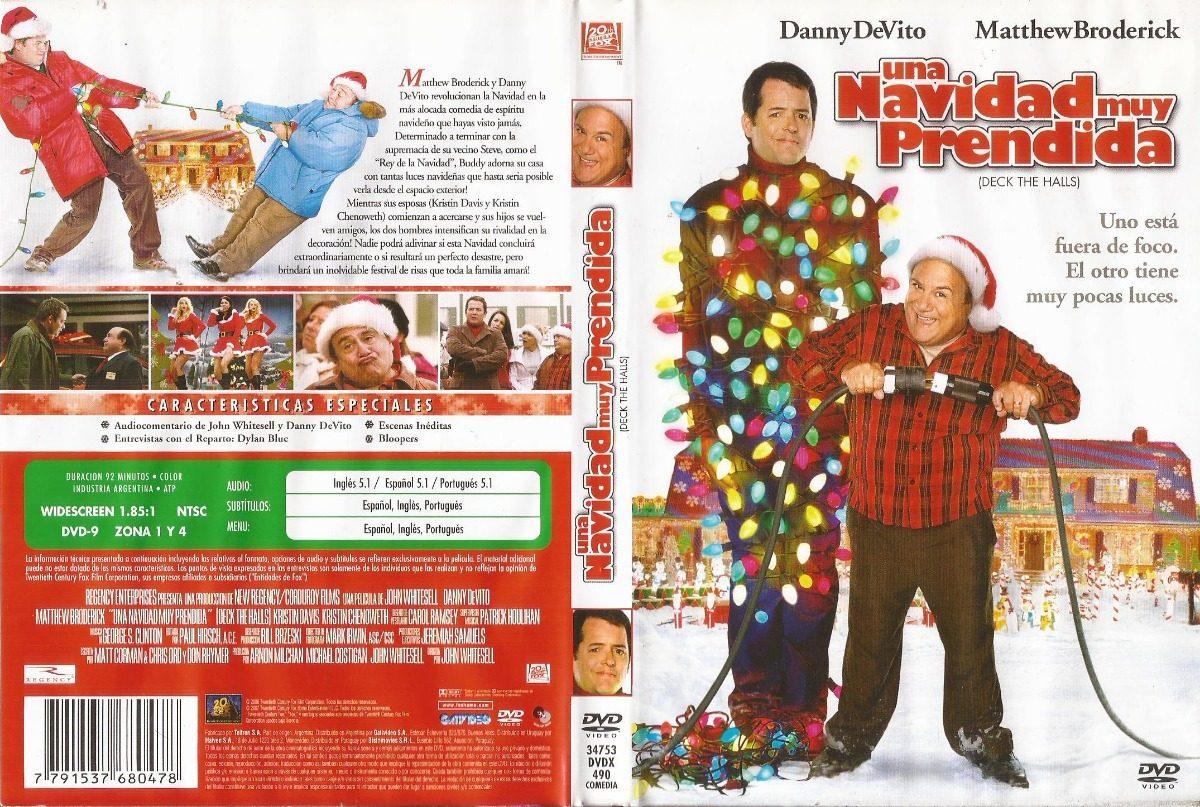 Una Navidad Muy Prendida (2006) x264 1080p Dual