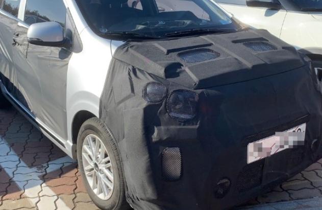 2021 Kia Picanto Facelift 7