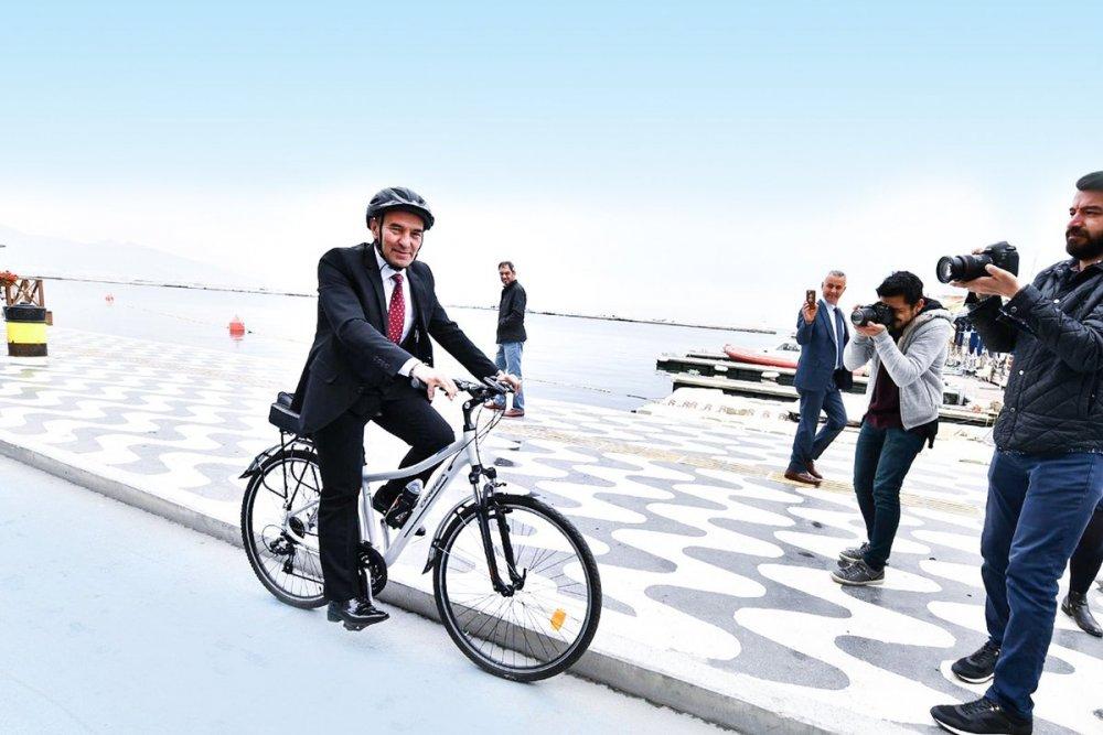Tunç Soyer bisiklet