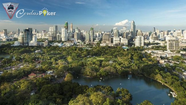 10 Macam Taman Kota Terbesar Yang Ada Di Dunia