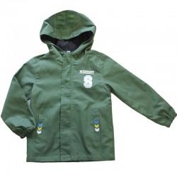 vetrovka fushi be cool khaki green