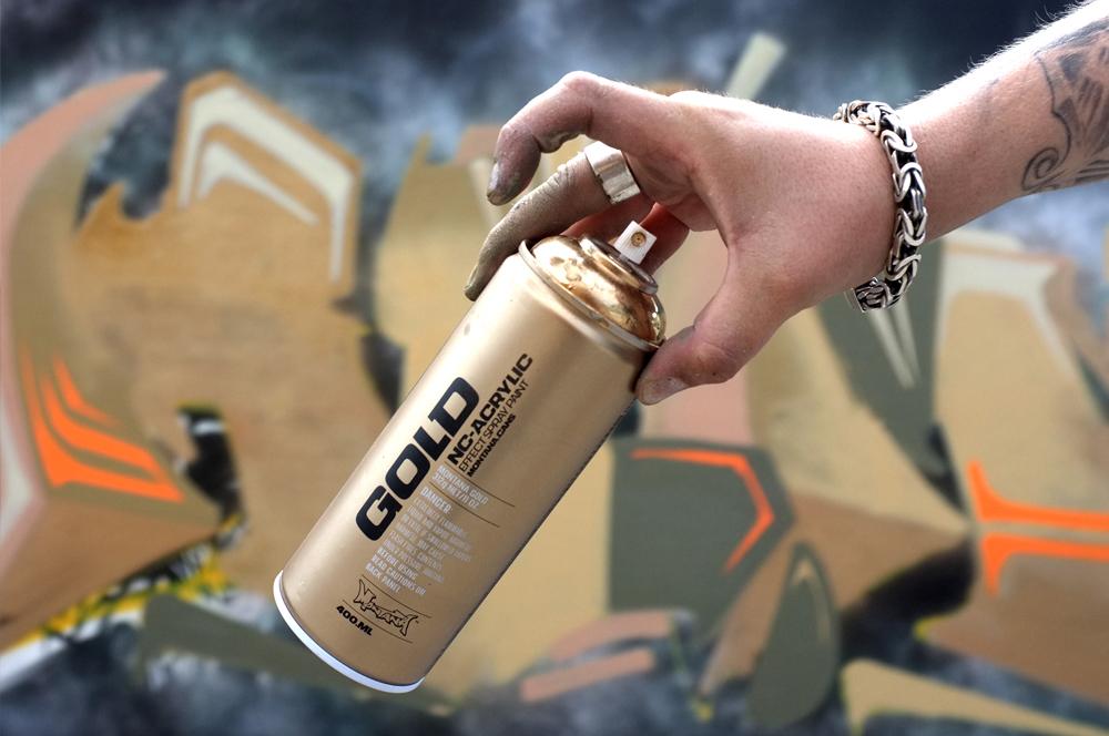 Tonk daily Spray-it väggen month konstjord