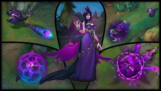 Nuevo aspecto de Morgana