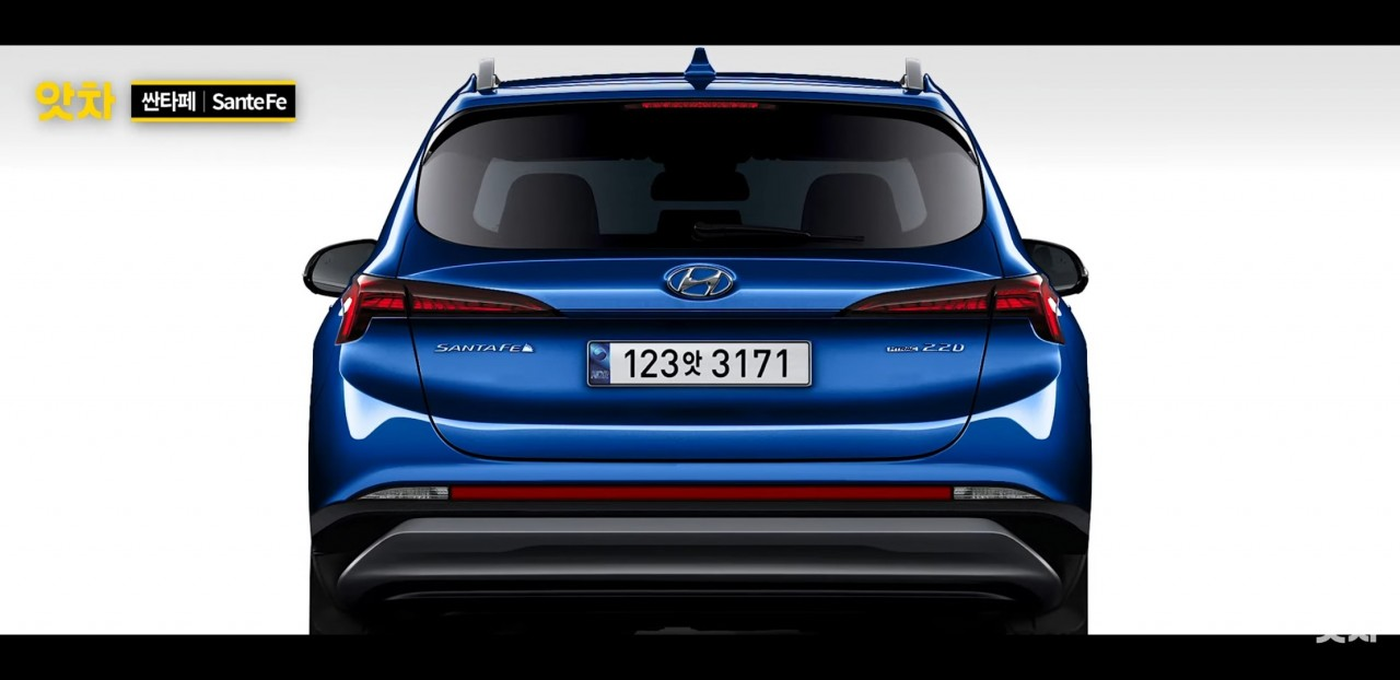 Hyundai Santa Fe Restyling (2020) 42