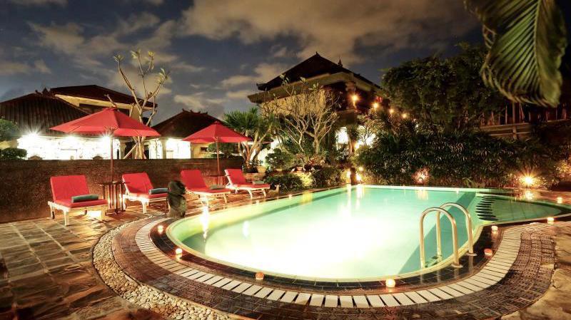 LONG TERM LEASE : HOTEL BINTANG TIGA DI SANUR BEACH SIDE - BALI