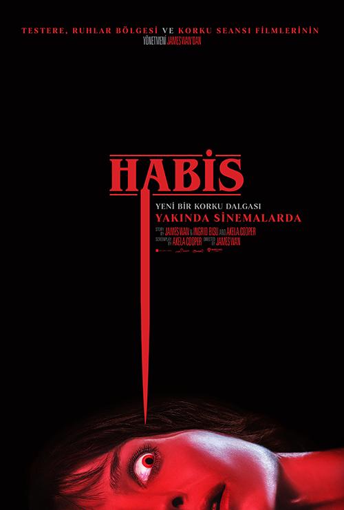 Habis | Malignant | 2021 | m720p - m1080p | WEB-DL | Orjinal Dil | Tek Link