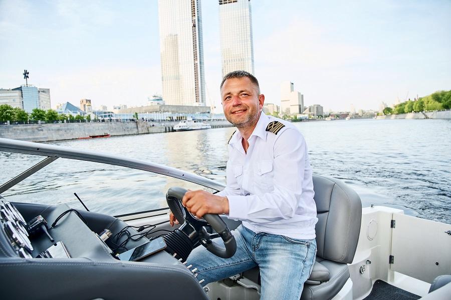 Аренда катеров и яхт в Москве и Петербурге