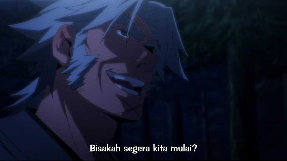 The God of High School Episode 6 Subtitle Indonesia