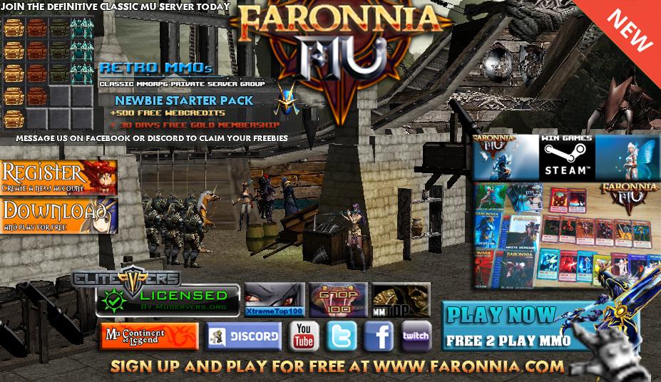 Faronnia MU Online