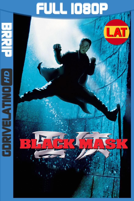 La máscara negra (1996) Versión Hong Kong BRRIP 1080P Latino