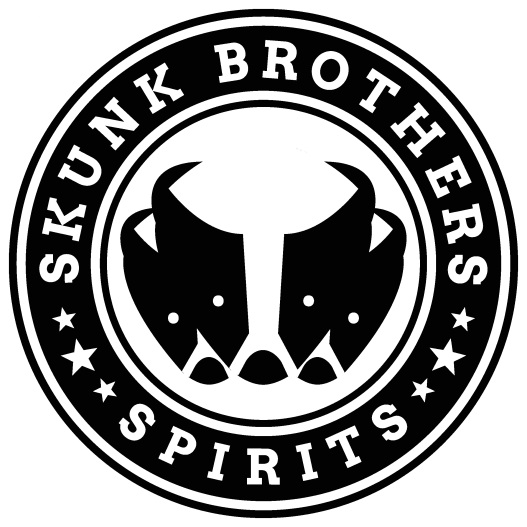Skunk Brothers Spirits Logo