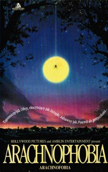 Arachnofobia / Arachnophobia (1990) PL.BRRip.XviD-GR4PE | Lektor PL