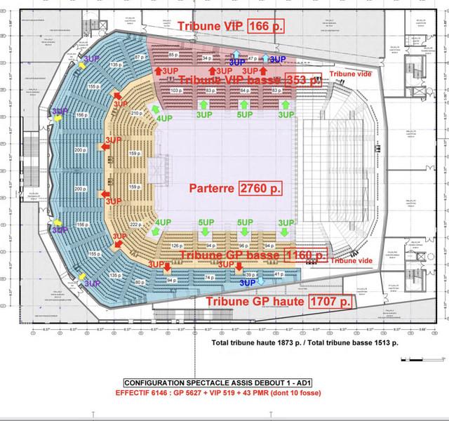 « Arena Futuroscope » grande salle de spectacles et de sports · 2022 - Page 15 Plan-Arena-Futuro