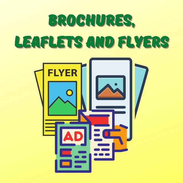 Brochures-Leaflets-and-Flyers