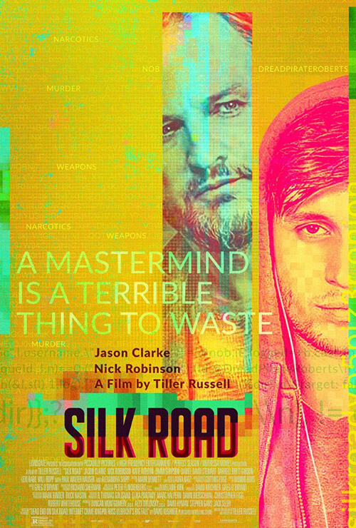 Silk Road | 2021 | m720p - m1080p | BluRay | Türkçe Altyazılı | Tek Link