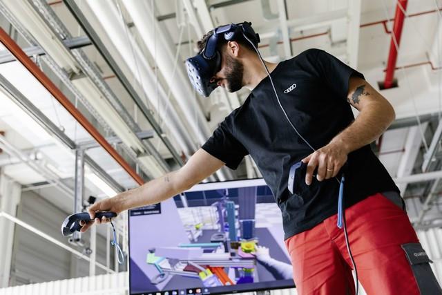 L'Audi e-tron GT entre en production : la production neutre en carbone commence à l'usine de Böllinger Höfe A206059-medium