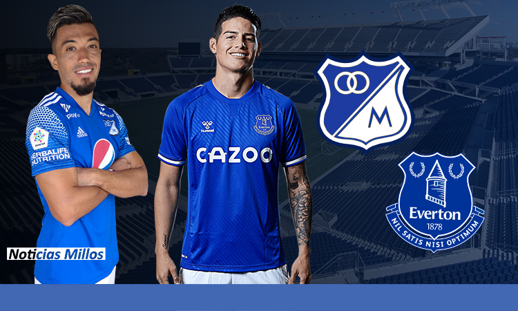 Millonarios Vs Everton