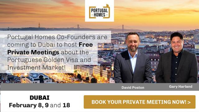 Private Meetings in Dubai