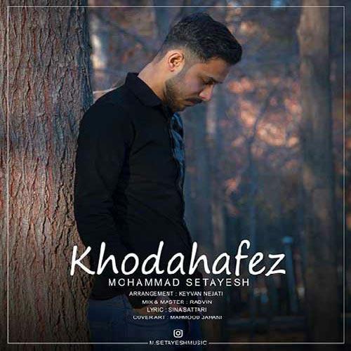 دانلود آهنگ جدید محمد ستایش به نام خداحافظ