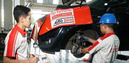 Mau Perbaiki Mobil Toyota Terendam Banjir Baca Ini Dulu