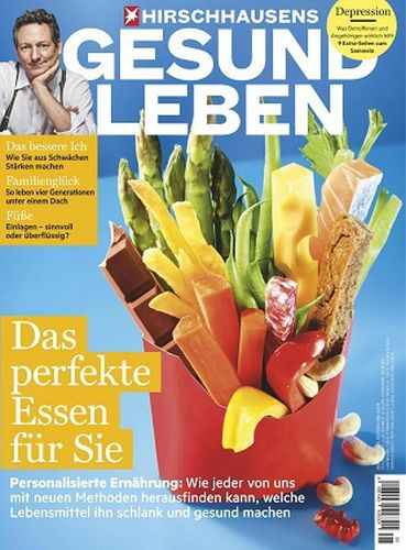 Cover: Der Stern Gesund Leben Magazin No 05 2021