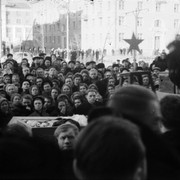 Dyatlov pass funerals 9 march 1959 06
