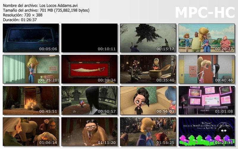 Los Locos Addams (2019) Capturas