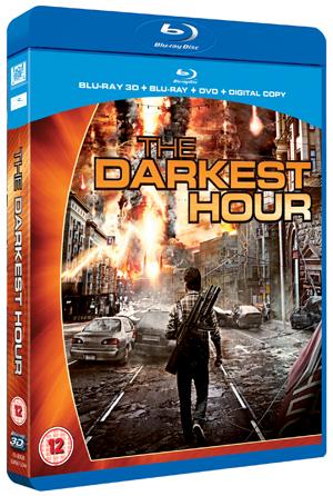 The Darkest Hour (2011) Hindi Dual 720p HDRip x264 500MB Esubs DL