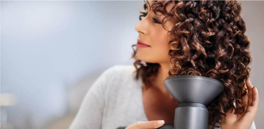 Фен для волос с диффузором