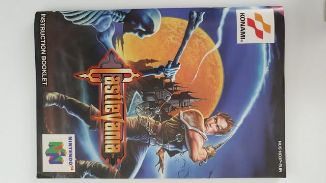 [VDS] Date limite 6 février: jolis Jeux Megadrive et Nintendo (Game Boy, Nintendo 64, ...) N64-castlevania-02
