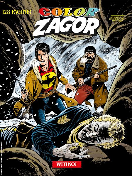 OSCAR ZAGORTENAY 2019 - Migliore copertina - Girone B 1573034122465-png-witiko-color-zagor-10-cover